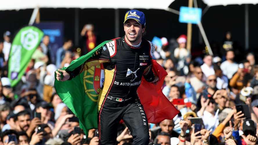 В Формуле Е новый чемпион