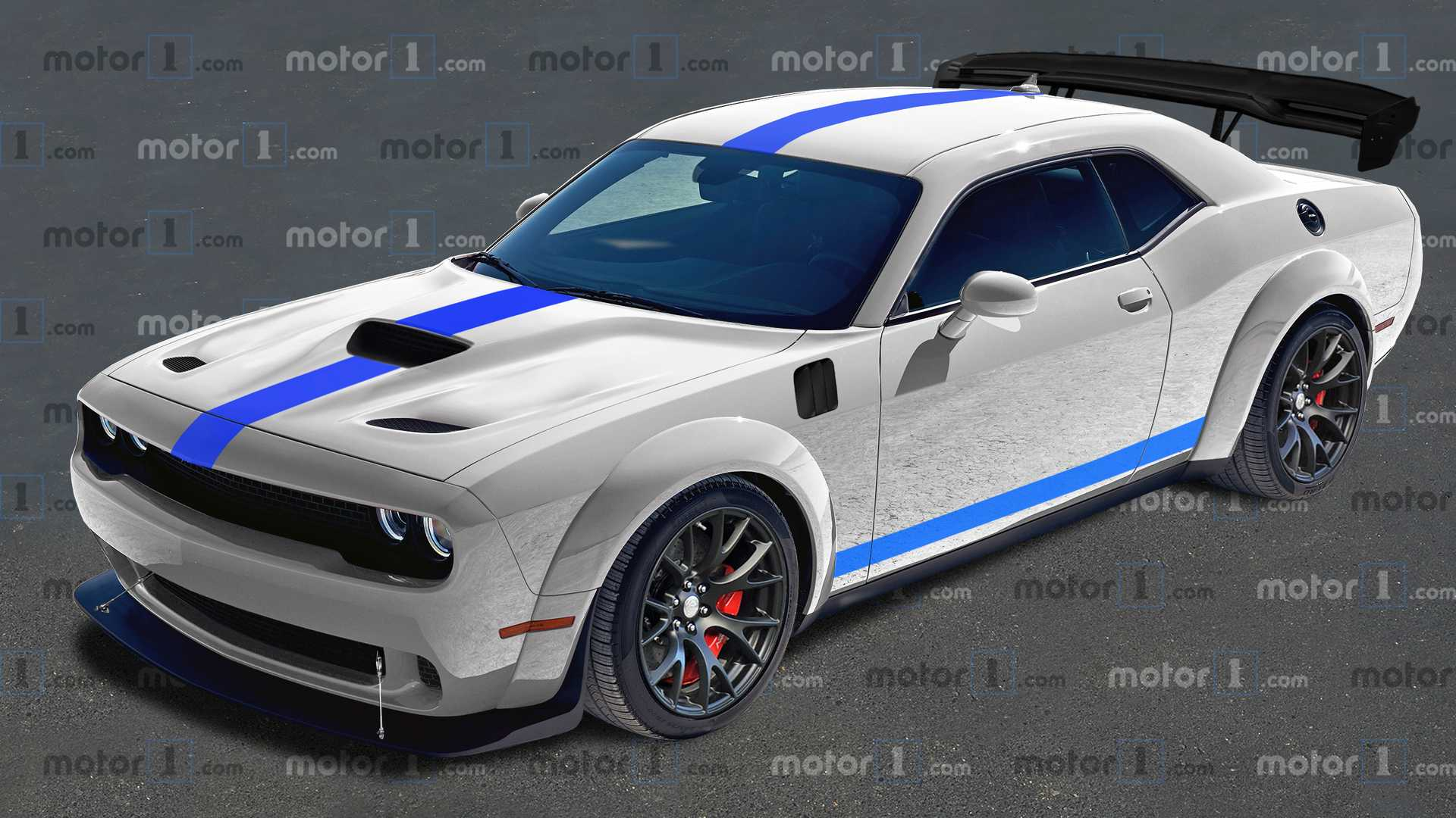 Dodge Challenger Restyling (2015) 49