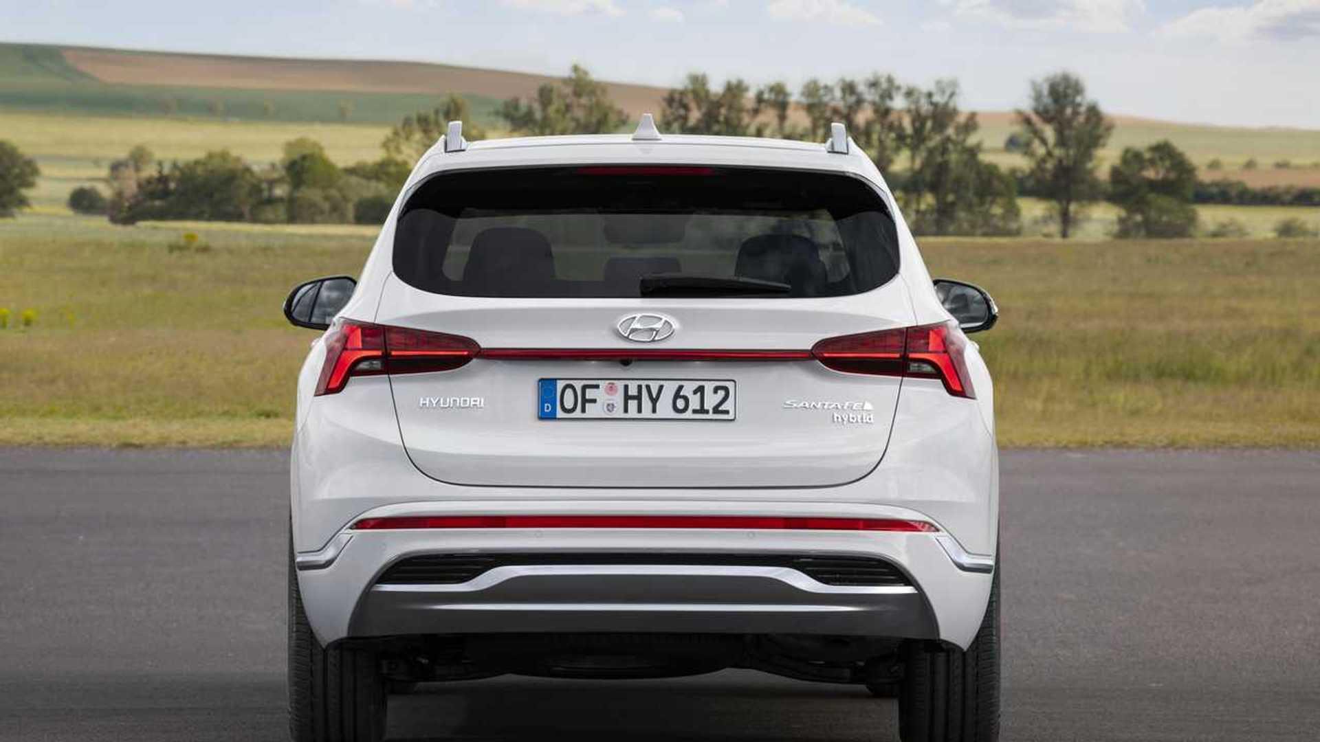 Hyundai Santa Fe Restyling (2020) 45