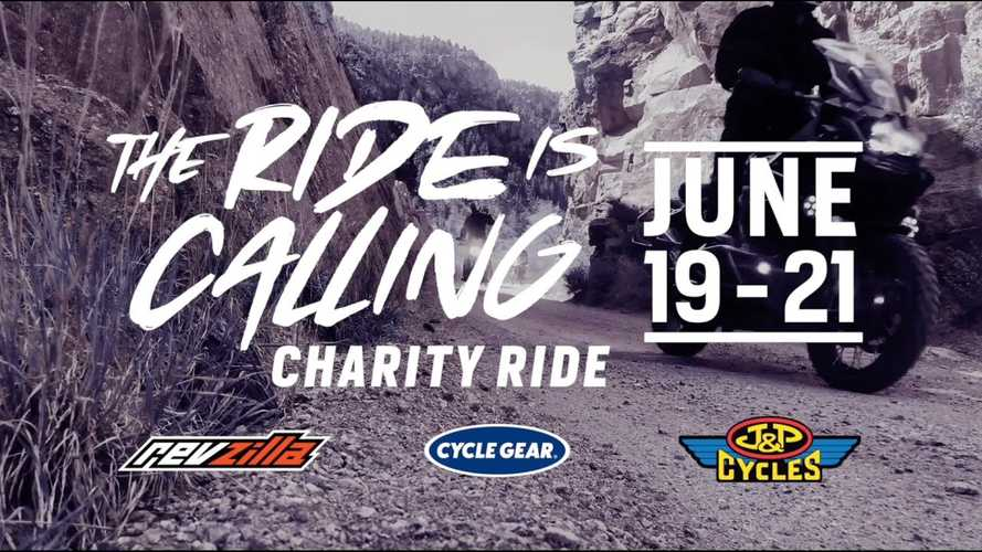 The Ride Is Calling All Riders To Support Riders