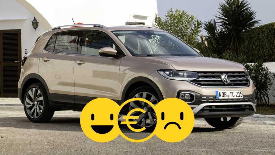 Promozione Volkswagen T-Cross TSI Urban, perché conviene e perché no