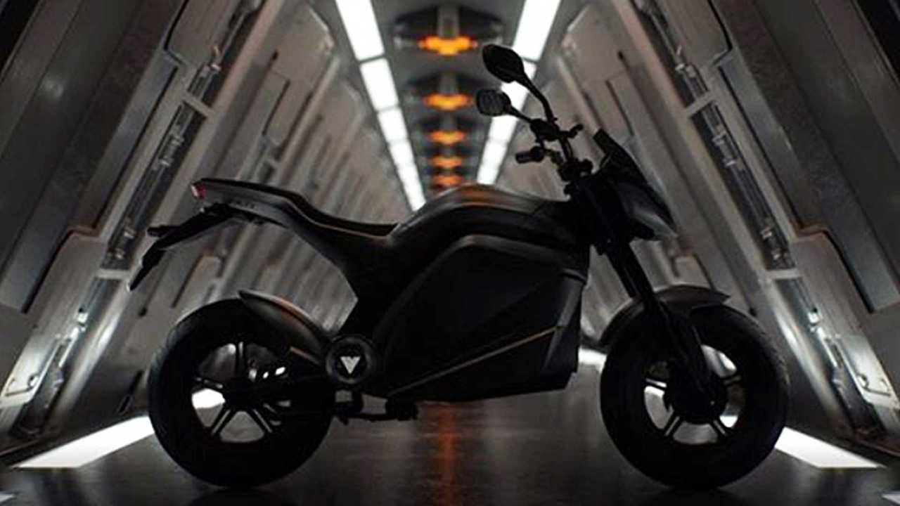 Vazou: Volt EVS 2021 (naked elétrica)