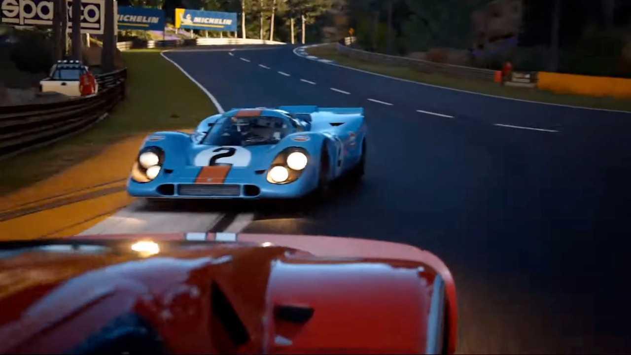 Immagini del trailer di Gran Turismo 7