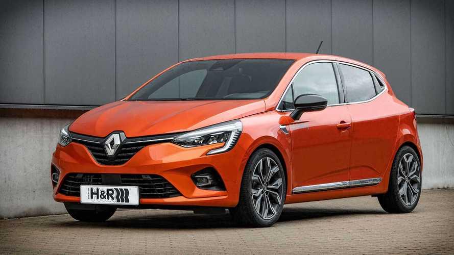 H&R Sportfedern für den Renault Clio V