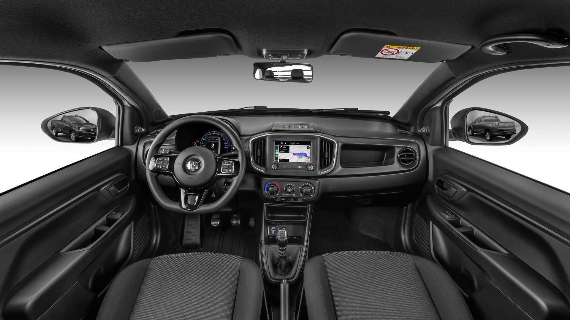 Teste Fiat Strada Endurance 2021 Como Anda A Versao De Trabalho