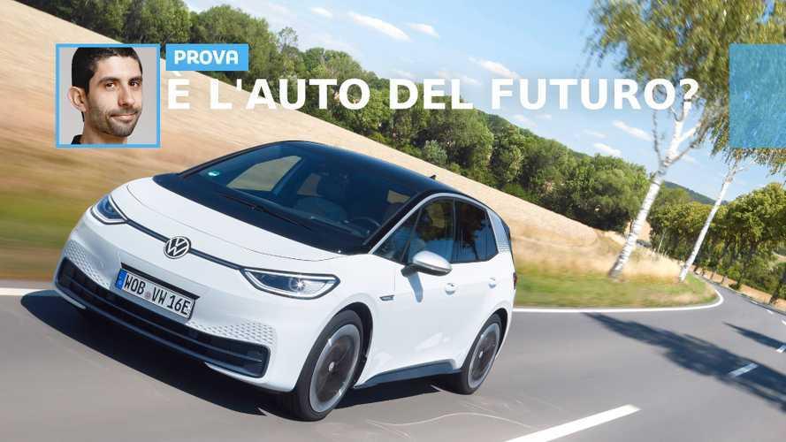 """Volkswagen ID.3, la prova dell'elettrica che """"deve"""" cambiare tutto"""