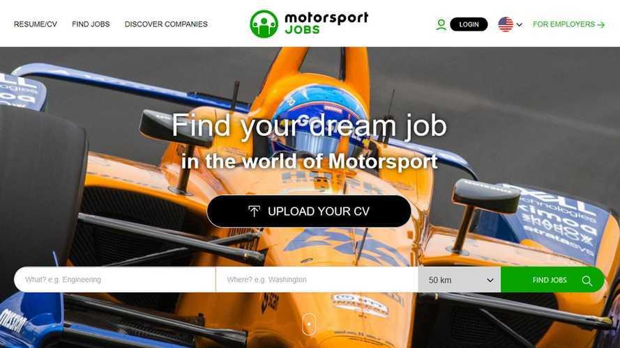 Új vezető a Motorsport Jobs élén