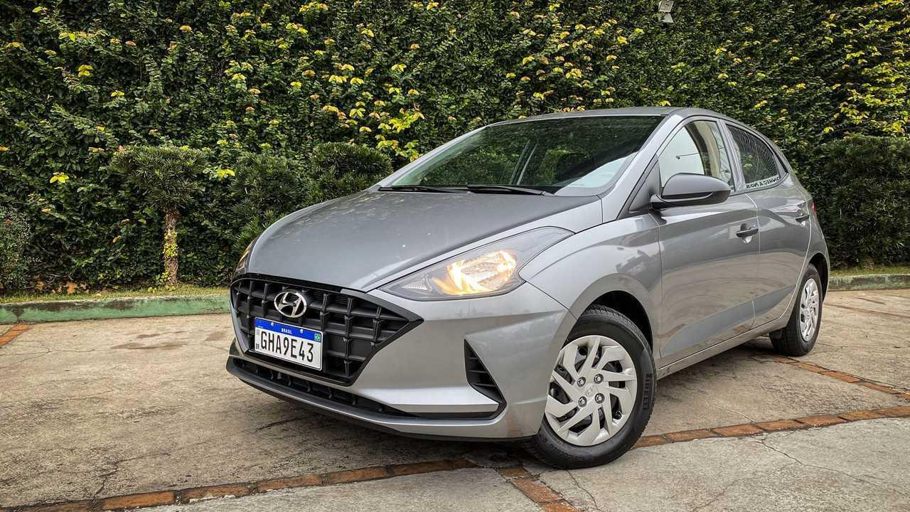 Hyundai HB20 1.0 Sense 2021 Motor1