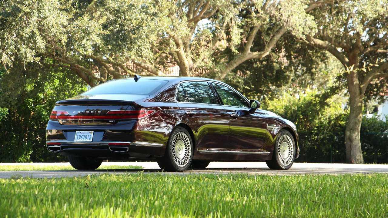 2020 Genesis G90: Review