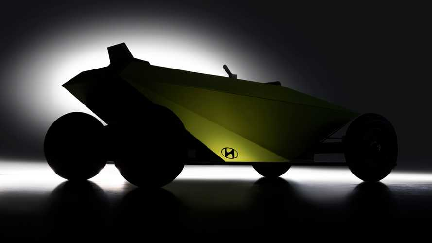 Hyundai teases wicked-looking soapbox car it plans to sell