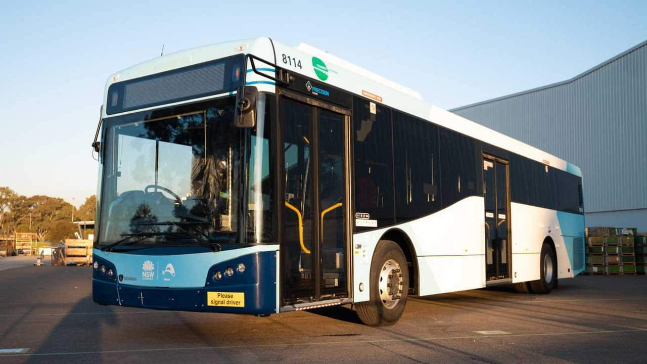 Bustech Selects Proterra Powered as Battery Technology Supplier for New Electric Transit Bus in Australia