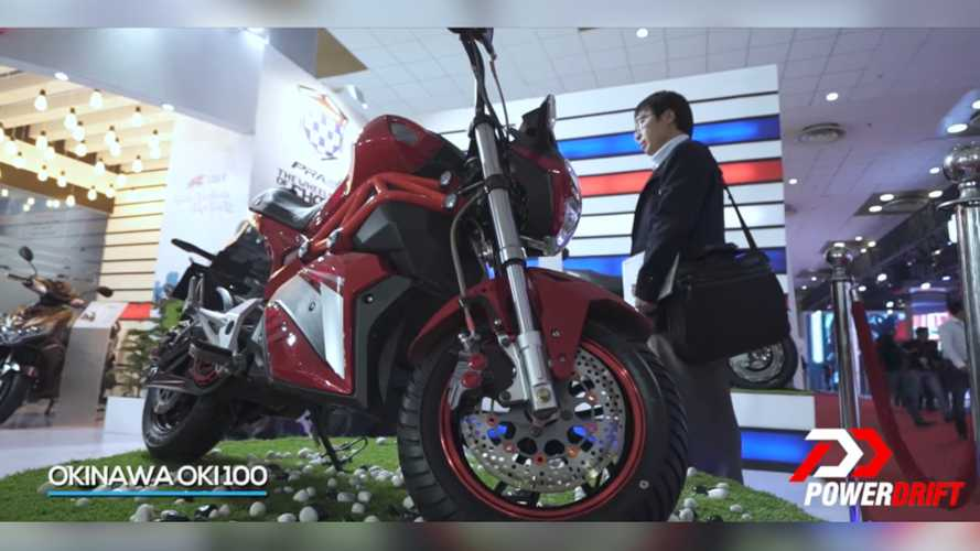 India's Okinawa Autotech To Launch Its First Electric Bike In 2020