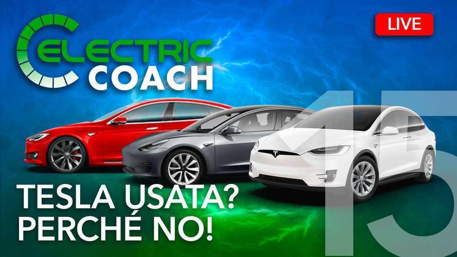 Voglia di Tesla usata? Ecco quanto costano e cosa bisogna controllare