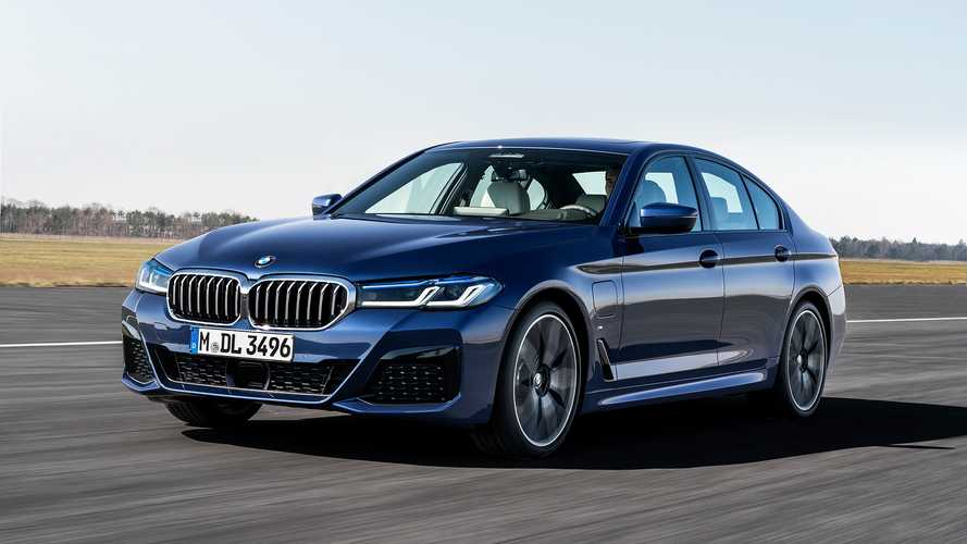 Novo BMW Série 5 2021 ganha novo visual sem apelar para as grades enormes