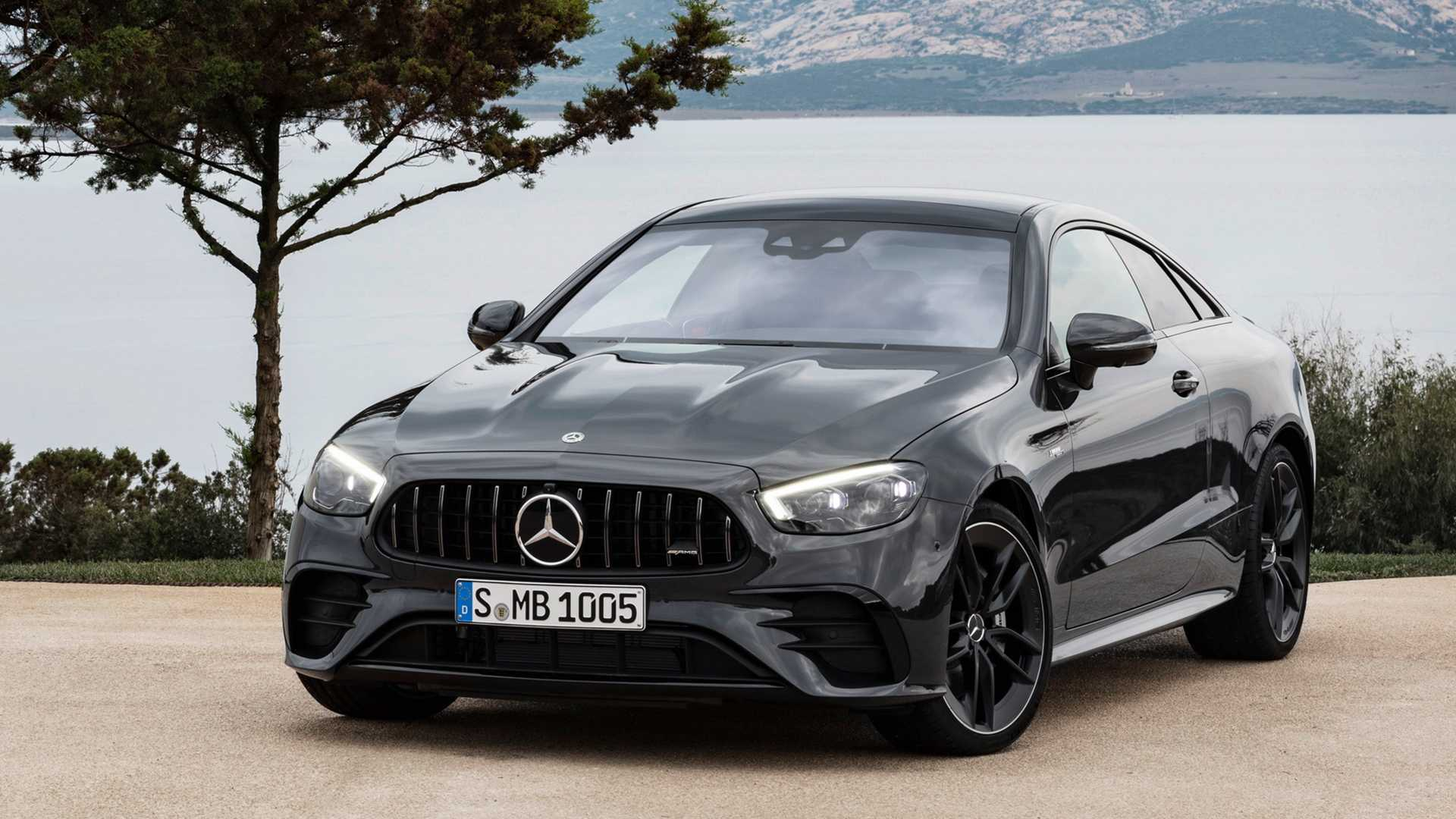 2020 - [Mercedes-Benz] Classe E restylée  - Page 7 Mercedes-amg-e-53-coupe-2020