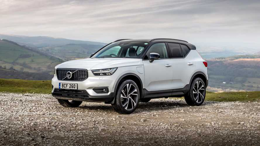 Volvo XC40 Recharge Plug-in Hybrid in UK
