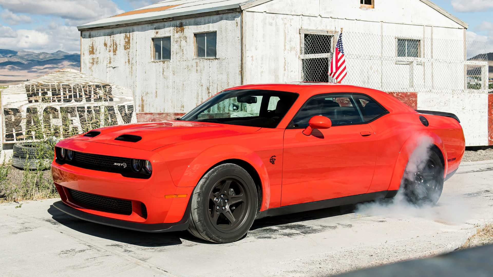 2020 Dodge Challenger Srt Super Stock Debuts As Bit Of Demon Lot Of Redeye
