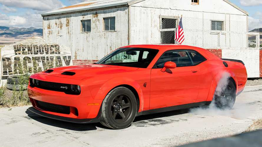 2020 Dodge Challenger SRT Super Stock Debuts As Bit Of Demon, Lot Of Redeye