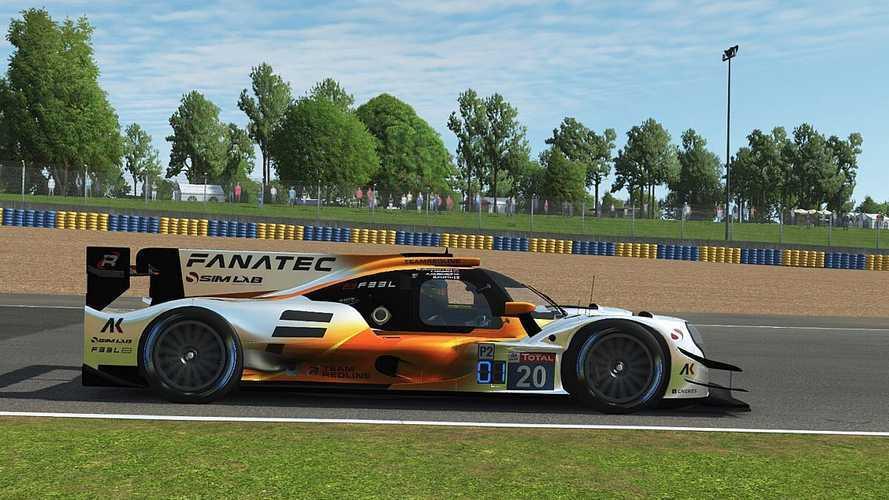 Por qué falló la plataforma de las 24H de Le Mans Virtuales con Alonso