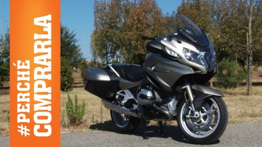 BMW R 1200 RT: Perché comprarla... e perché no [VIDEO]