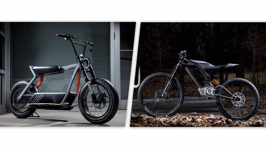 Harley-Davidson, 2 concept elettrici per il commuting