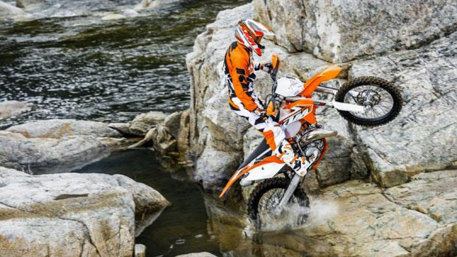KTM Enduro EXC Factory Edition, gamma 2015