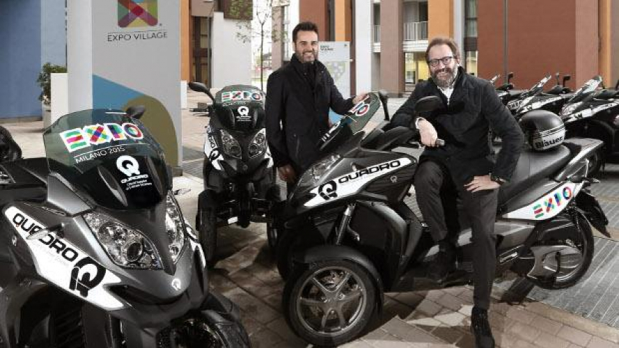 Quadro è official supplier di Expo 2015