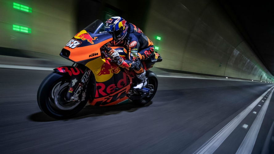 In galleria con la MotoGP [VIDEO]