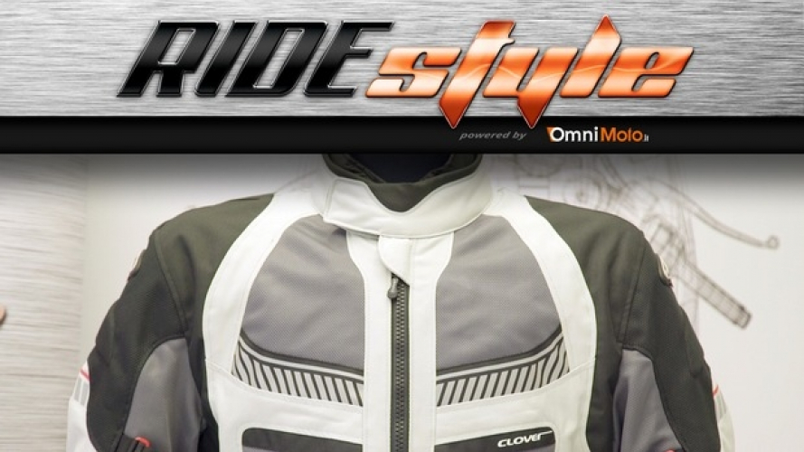 RideStyle: Giacca Clover Ventouring-2 wp Airbag [VIDEO]