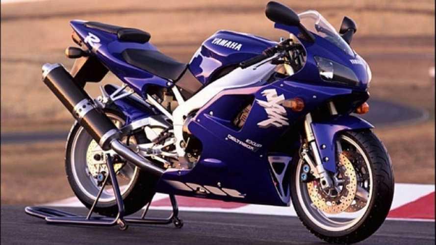 Yamaha R1: dalla