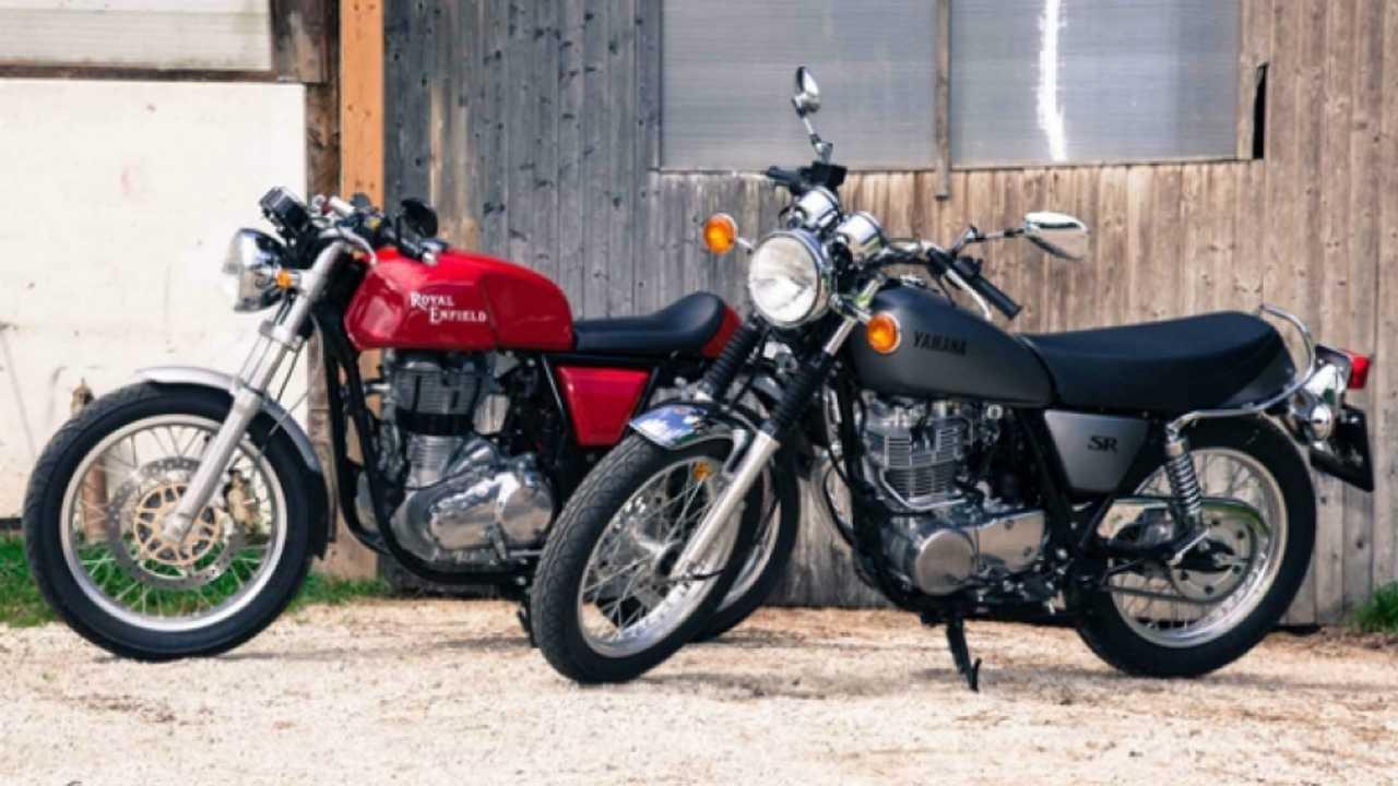 L'usato modern classic sotto i 500 cc a meno di 5.000 euro
