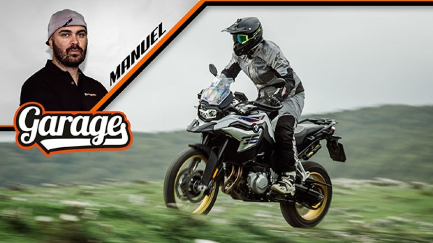 BMW F 850 GS: col tassello all'esame dell'off-road