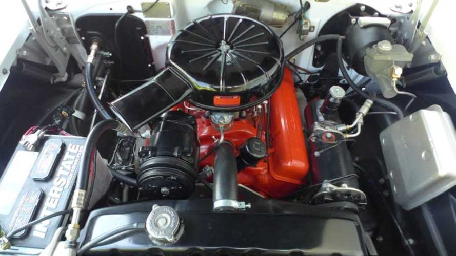 Classy 1957 Chevrolet 210 Is Perfect For Cruising