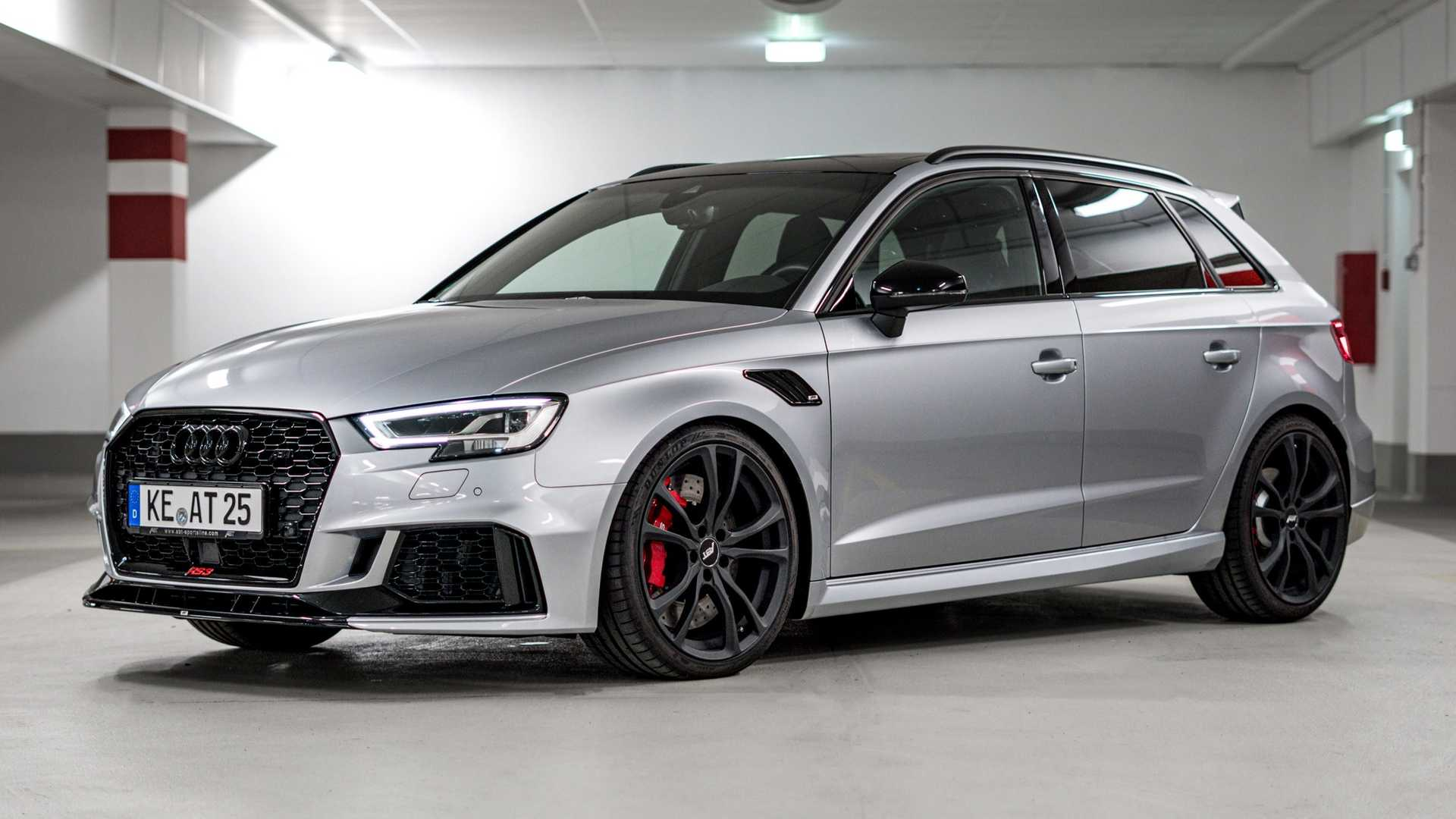 Audi Rs3 Sportback Tuned By Abt Makes 464 Bhp