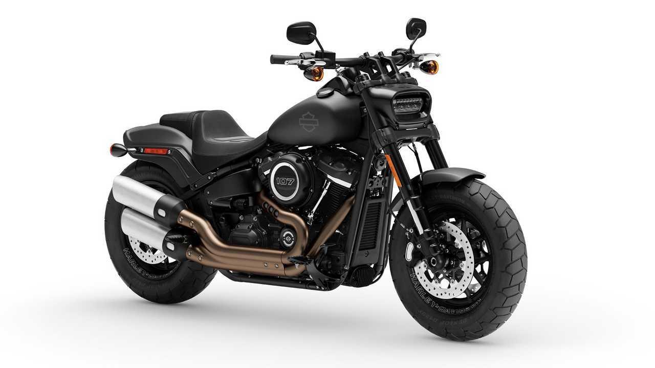 Harley-Davidson Softails