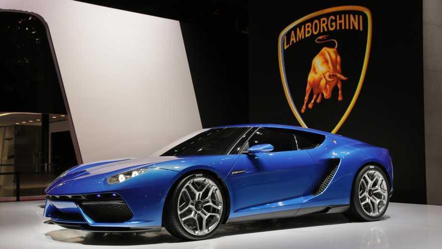Lamborghini Asterion, un Toro che dà la scossa