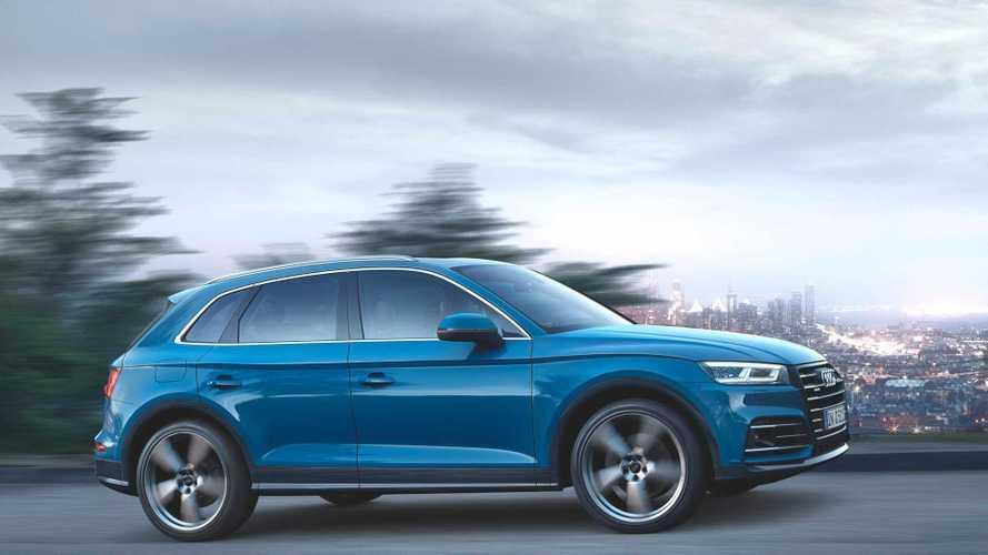 Audi Q5 55 TFSI e quattro (2019)