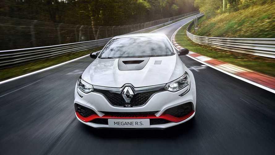 La Renault Megane R.S. Trophy-R fa il record al Nurburgring