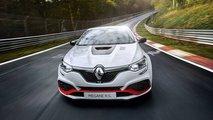 Renault Mégane R.S. Trophy-R erzielt neuen Rundenrekord auf der Nordschleife