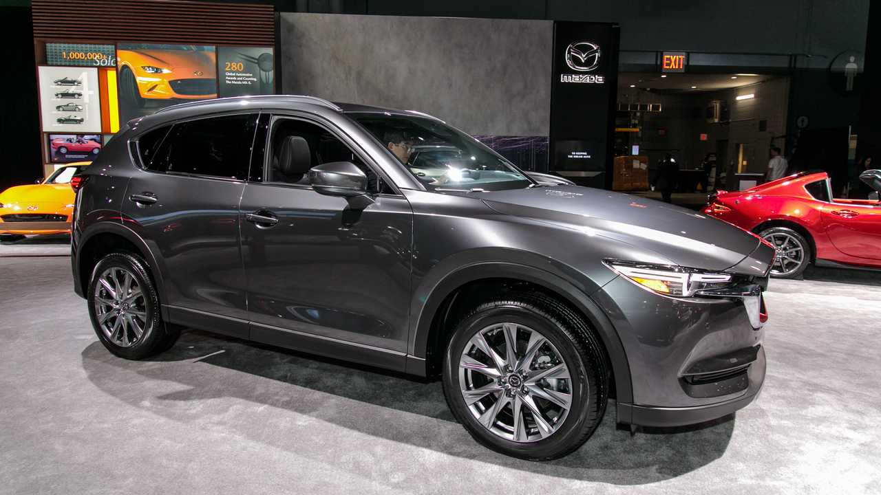 2019 Mazda CX-5 Diesel Live Photos