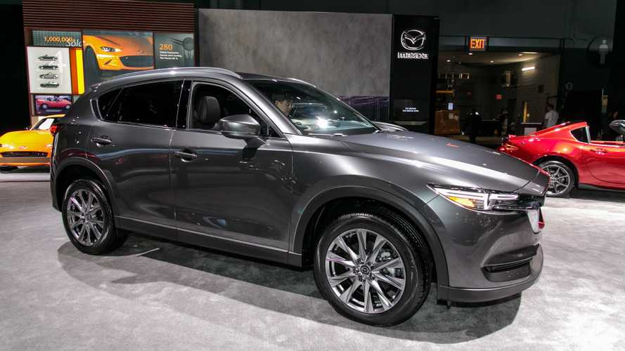 2019 Mazda CX-5 Skyactiv Diesel SUV Debuts In New York