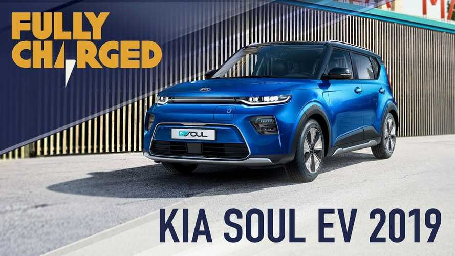 All-New Kia Soul EV Tested By Fully Charged: Video