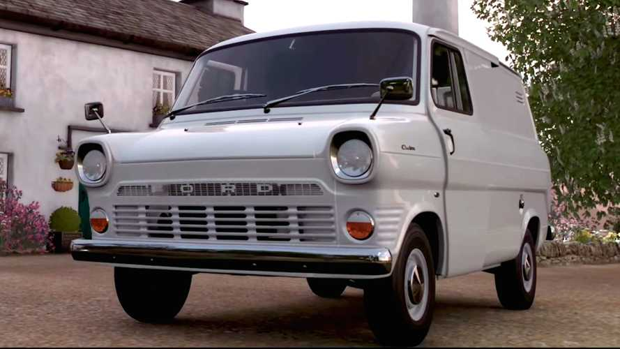 Original Ford Transit joins Forza Horizon 4 with a mighty 75 bhp