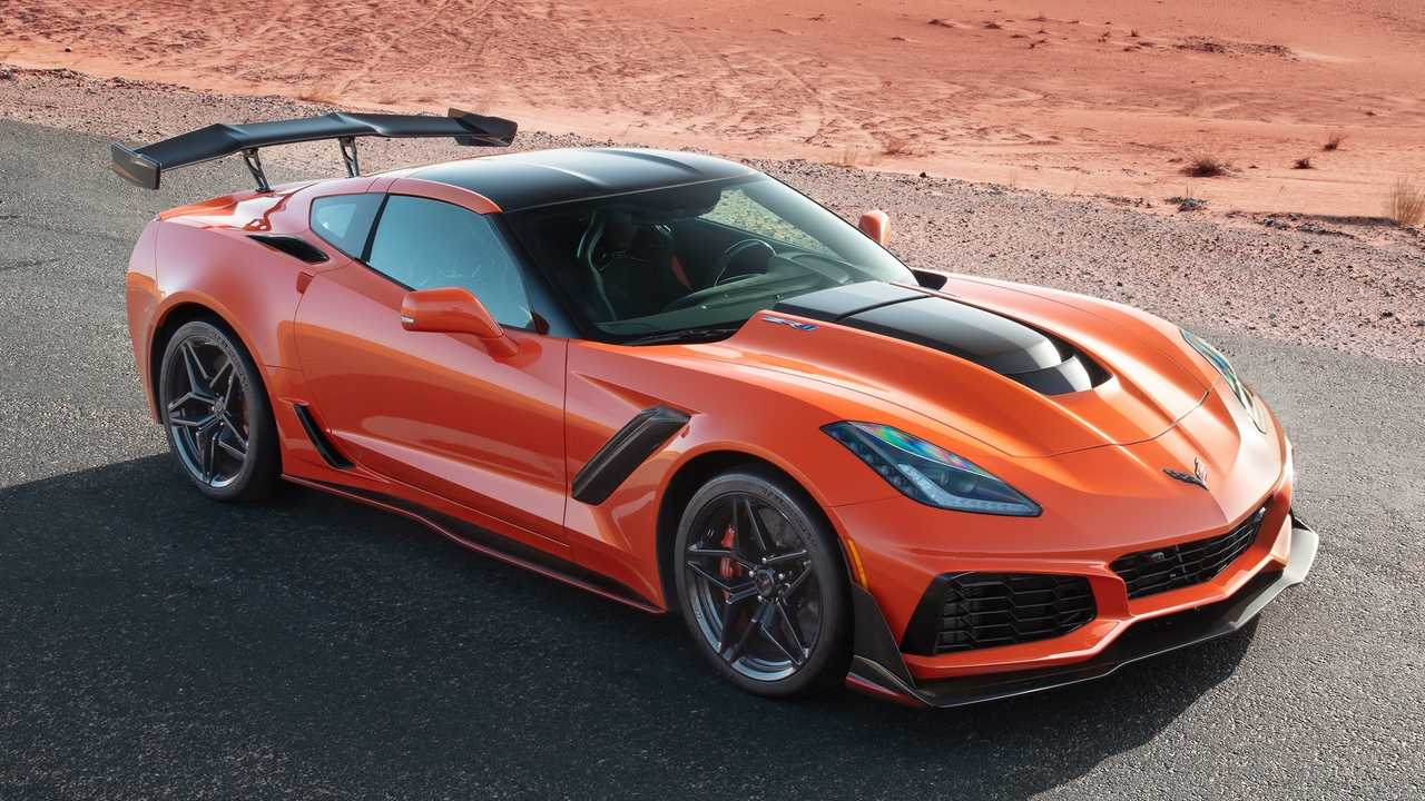Chevy Corvette C7 Inventory Shrinking As C8 Draws Closer