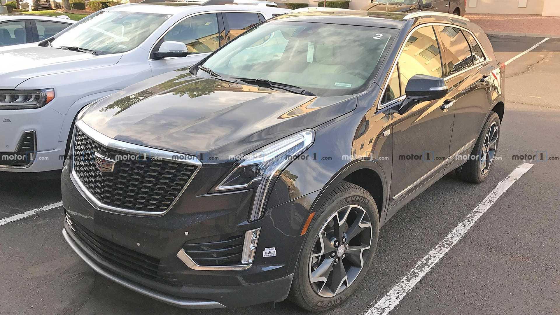 2020 Spy Shots Cadillac Xt5 First Drive