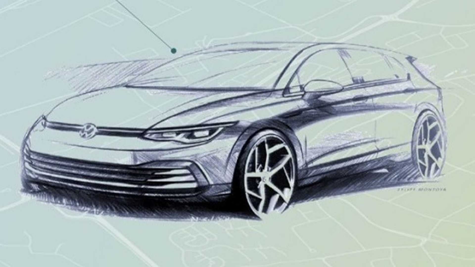 VW Golf Wagon Confirmed To Get Next Generation