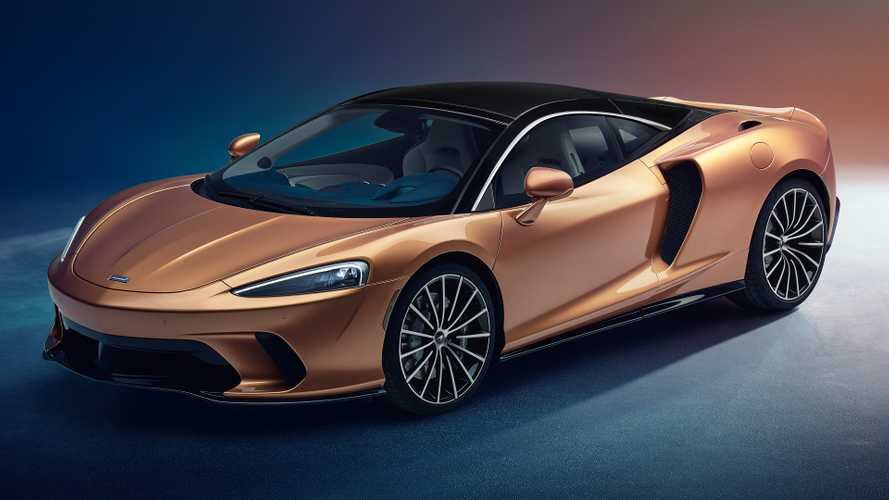 McLaren GT revealed as the practical supercar with 620 bhp