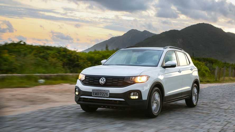 VW T-Cross 2021 deve perder versões e ganhar itens do Nivus
