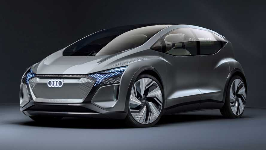Audi AI:ME concept revealed as rear-wheel-drive EV for the city