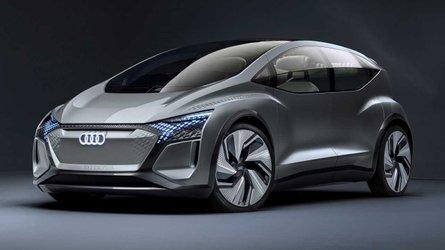 Elektrikli şehir aracı konsepti Audi AI:ME tanıtıldı